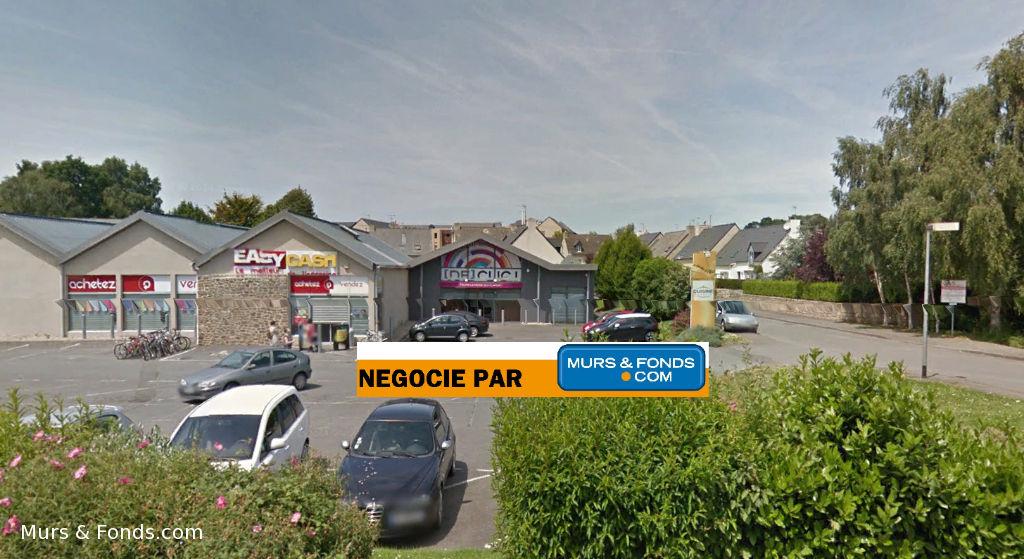 NEGOCIE PAR MURS ET FONDS.COM - Saint-Malo, Zone Commerciale La Madeleine - Magasin de 274 m²