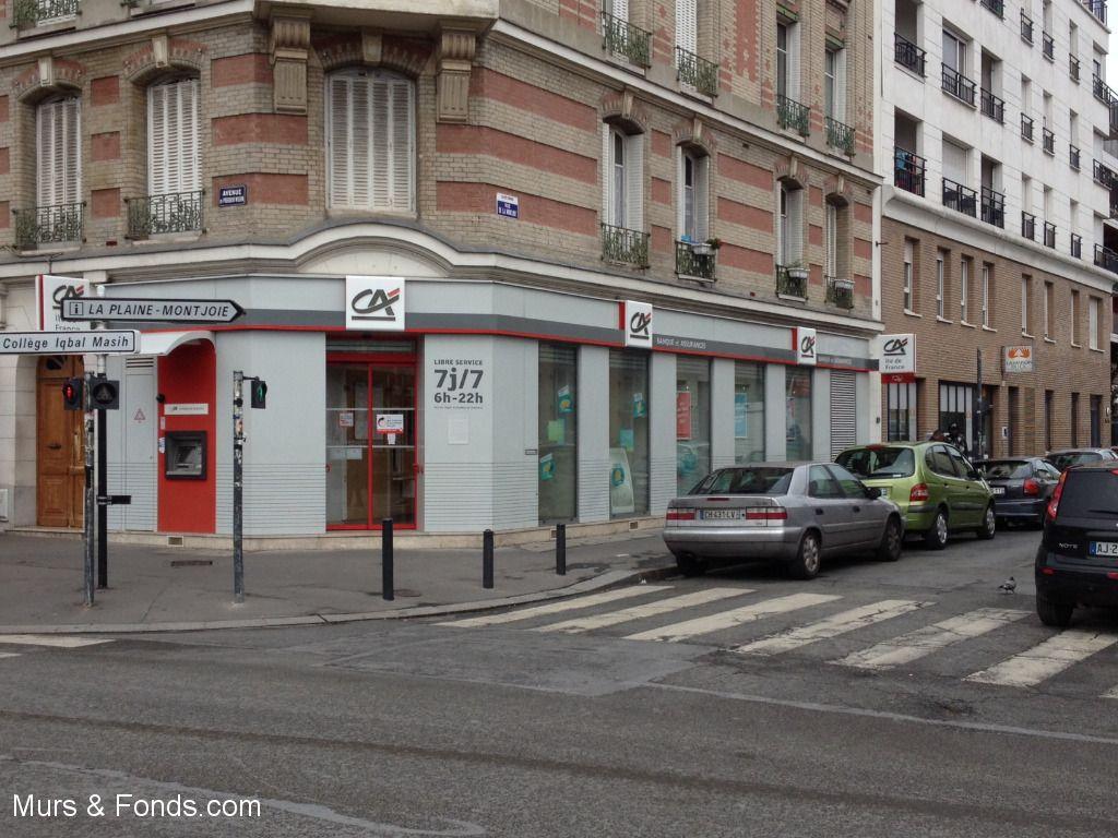 Plaine Saint-Denis (93) - Local commercial à louer - Très bon état