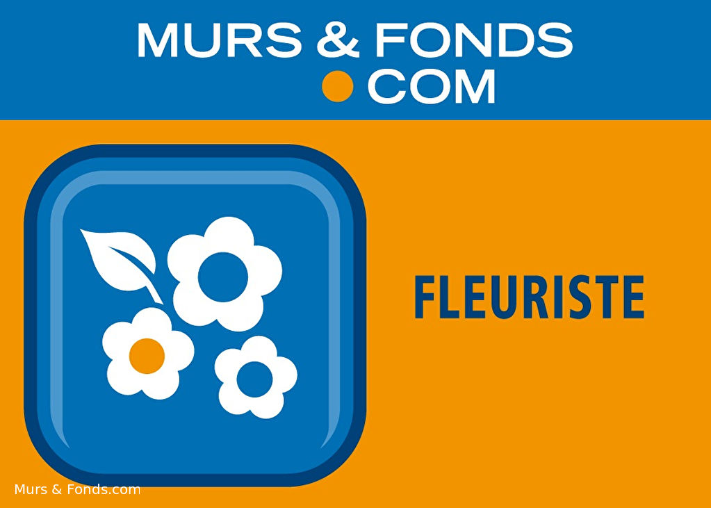 Fonds de commerce Fleurs Paris