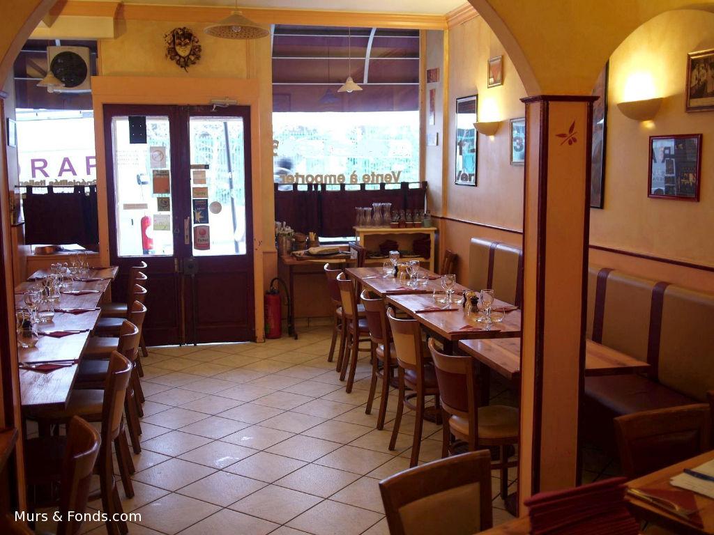 Paris 11e, fonds de commerce restaurant - 40 couverts
