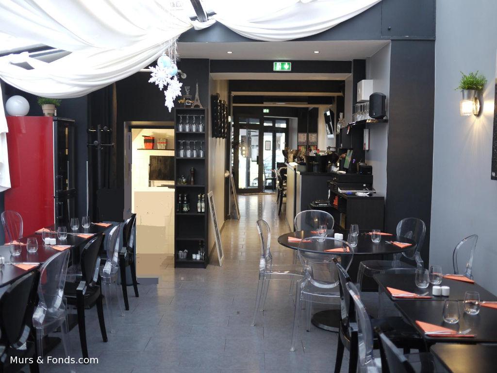 Boulogne (92) - A céder - Fonds de commerce restaurant avec  terrasse