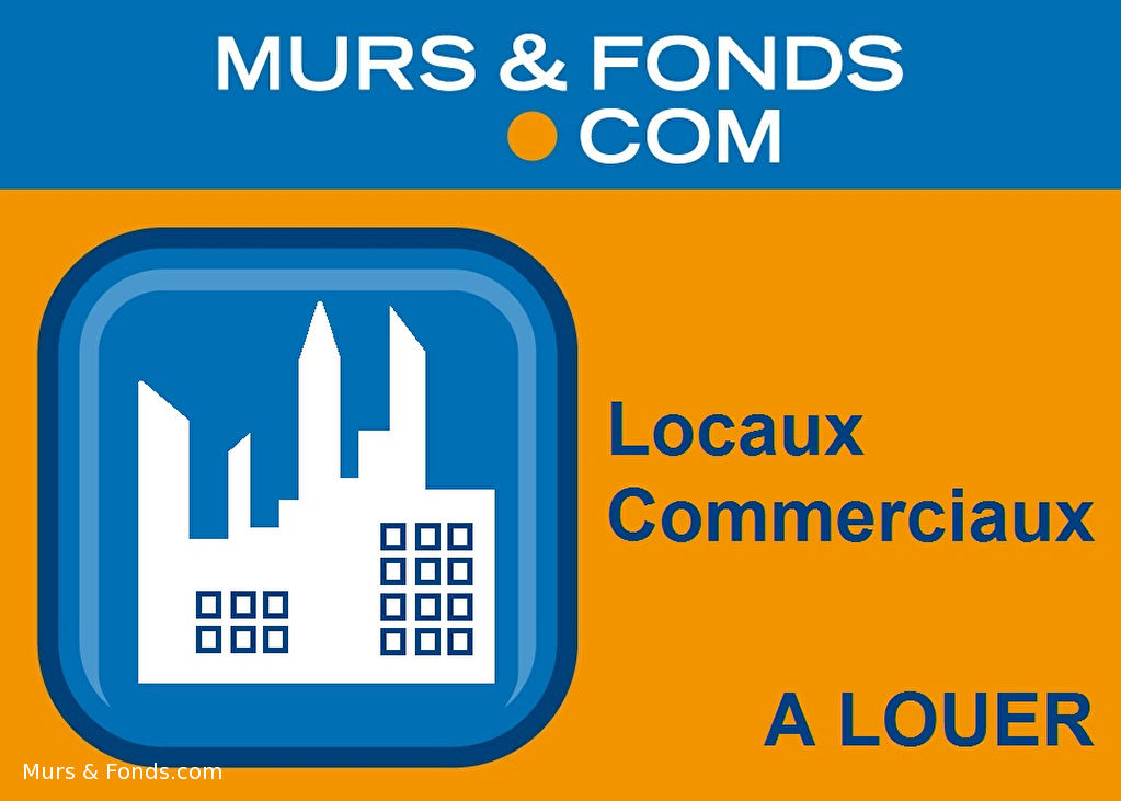 22 - LOCAL COMMERCIAL A LOUER - TREGUEUX ZONE INTERMARCHE