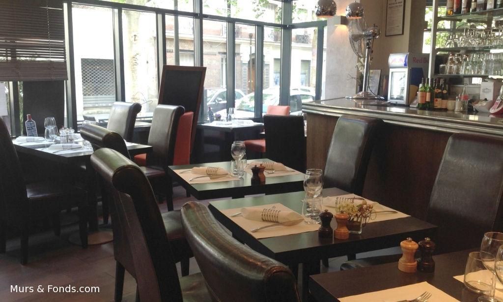 Boulogne, Fonds de commerce à céder de  Bar Restaurant avec terrasse