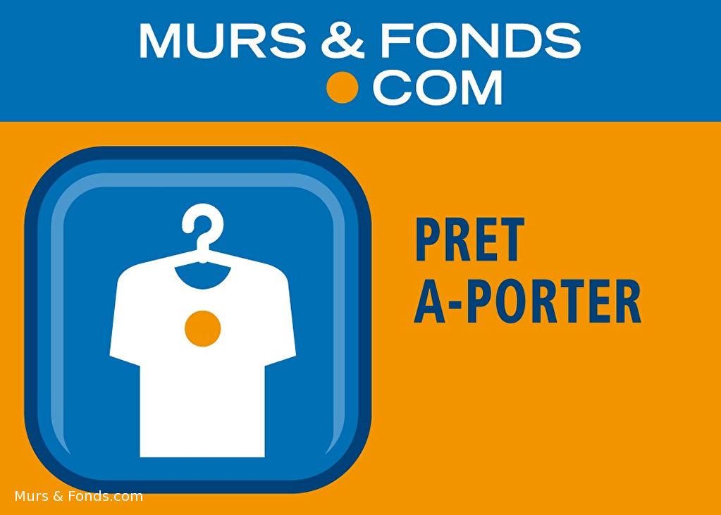 22 - Côtes d'Armor, A céder fonds de commerce de vêtement Homme/femme