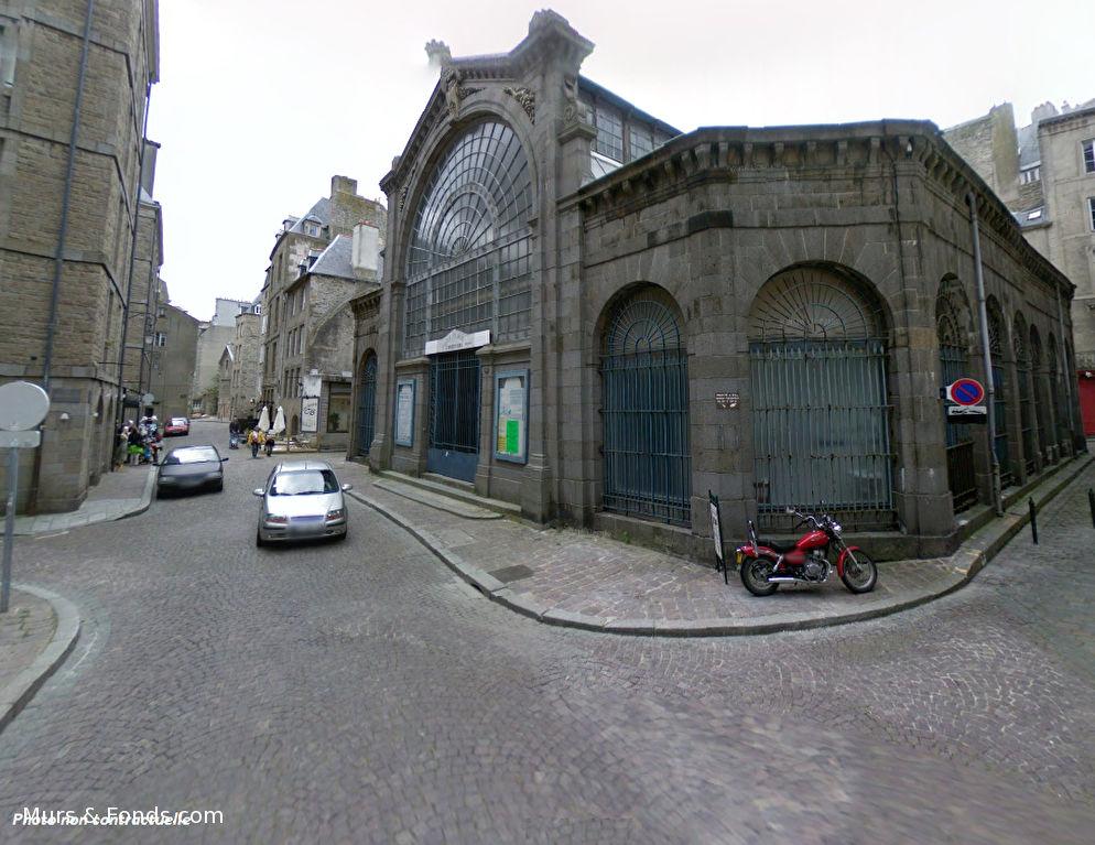 35 - Saint-Malo Intra Muros - Fonds de commerce de restaurant