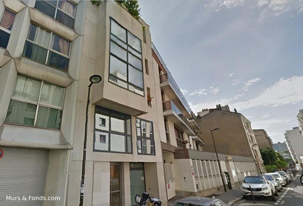 Boulogne Centre, murs d'un local  commercial 53 m² avec terrasse