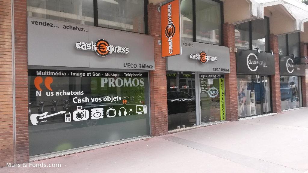 31 - Toulouse, au coeur de ville, local commercial à louer de 340 m²
