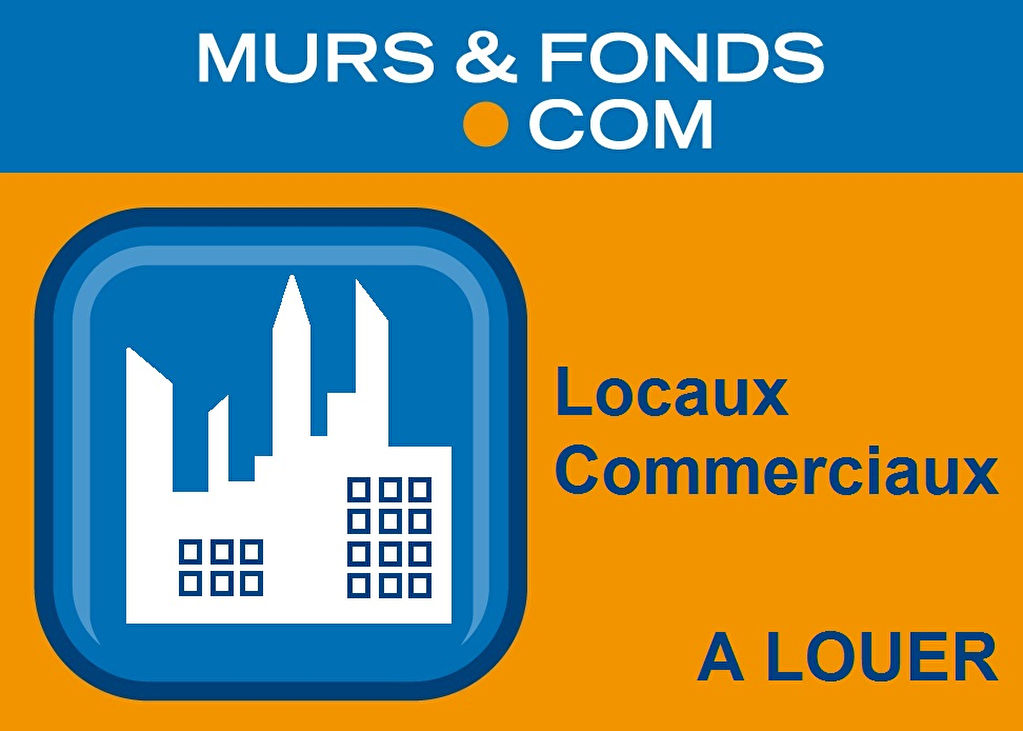 35 - SAINT MALO - LOCAL COMMERCIAL 100 M² A LOUER
