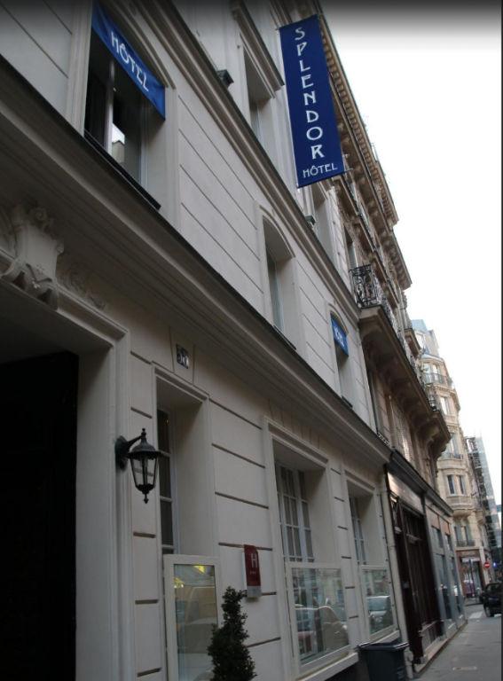 Paris intra-muros - Fonds de commerce Hôtel 24 N°