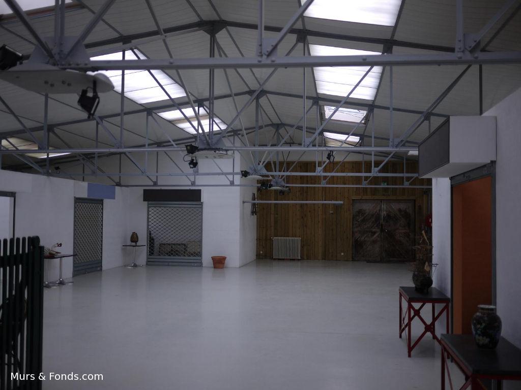 La Ferté Milon, locaux d'activités 1 200m² sur un Terrain de 8 500 m²