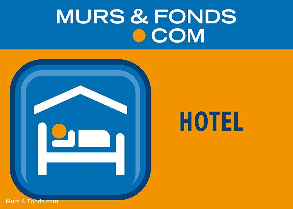 Dinan (22) - Hôtel 2 étoiles 10 chambres fonds de commerce à vendre dans la vieille ville