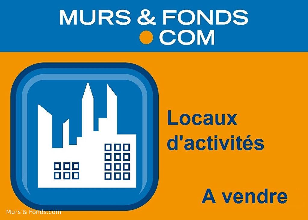 Dinan / La Landec (22) - INVESTISSEURS !! A vendre local d'activité de 50m² + 200m² de stockage loué
