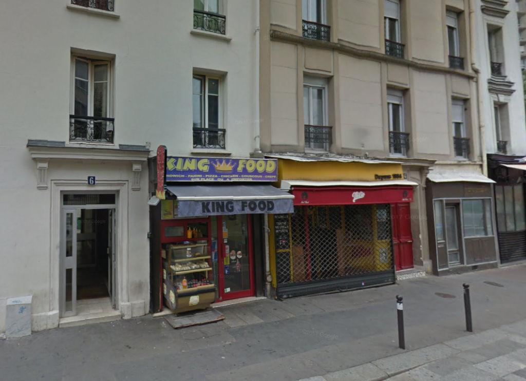 PARIS 13ème - A VENDRE MURS COMMERCIAUX