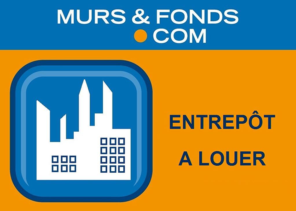 La Chapelle des Fougeretz (35) - Entrepôt / local industriel de 413 m2 à louer