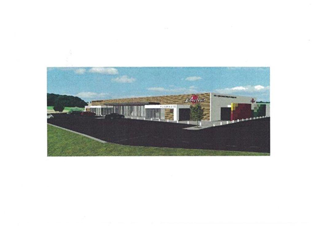 Gisors (27) - Murs et fonds.com installe Boulangerie Marie BlachèreLOCAL COMMERCIAL DE 250 m² LOUE PAR MURS ET FONDS.COM