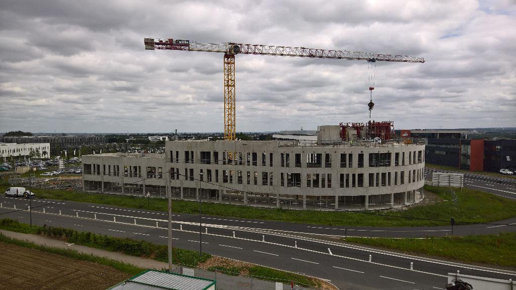 PLERIN ZAC DE L'ARRIVEE - Centre d'affaires ATHENA - BUREAUX A VENDRE