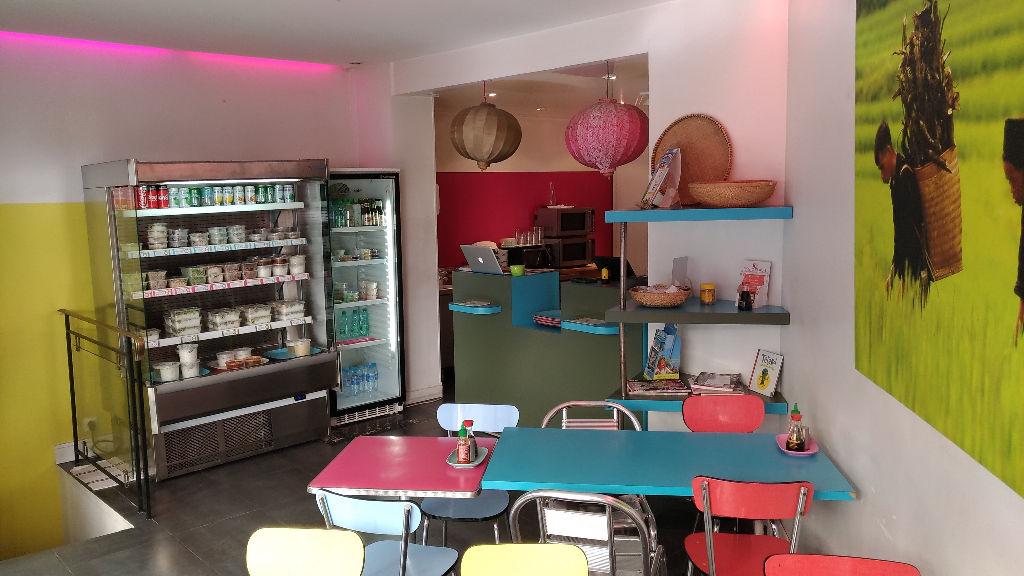 Boulogne Marcel Sembat - Fonds de commerce restauration rapide
