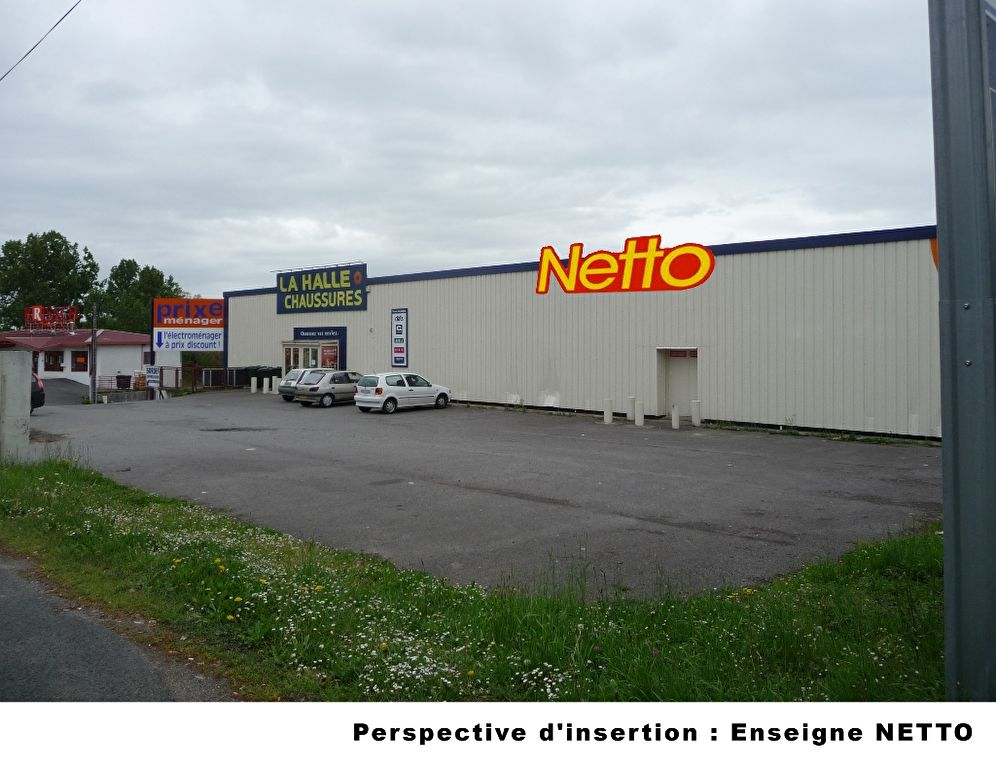64 BAYONNE NORD Local commercial 400 m2