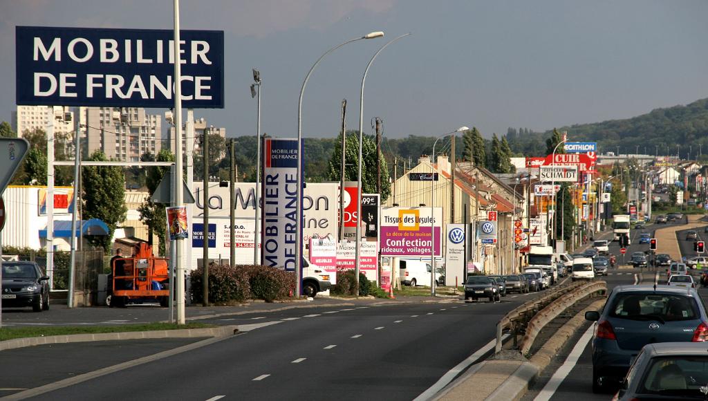 95 - La Patte d'Oie - Cession de bail - Local commercial de 296 m²