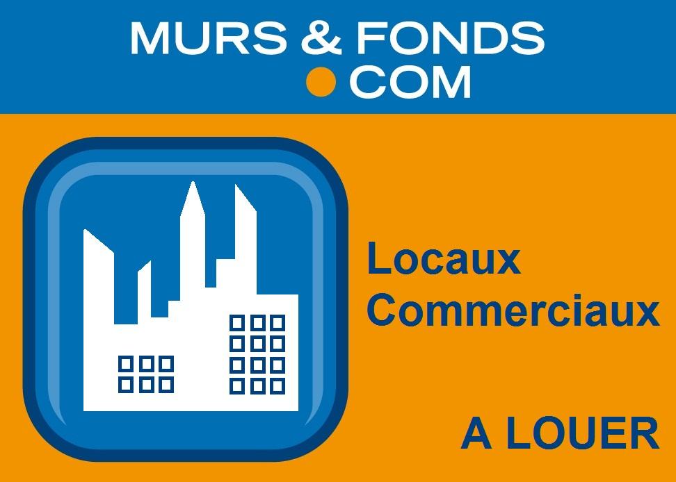 22 - LANNION SAINT MARC - Cellule commerciale de 300 m² à louer