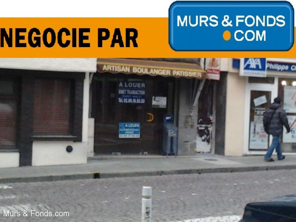 SAINT BRIEUC - LOCAL COMMERCIAL - LOUE PAR L'AGENCE