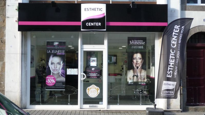 ESTHETIC CENTER - INSTALLE PAR MURS ET FONDS.COM