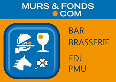 22 - Côte d'Emeraude - Fonds de commerce de bar brasserie pmu FDJ