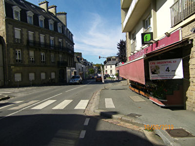 35- SAINT MALO - MURS D'UN LOCAL COMMERCIAL OU PROFESSIONNEL