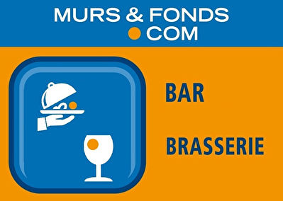 35 -Saint Malo- Intra Muros -Bar Brasserie emplacement N°1